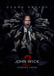 """Film Review- """"John Wick: Chapter 2"""" – Blended Opinion"""